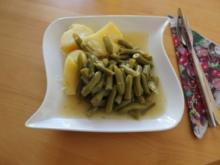Bohnengemüse süß-sauer - Rezept - Bild Nr. 4