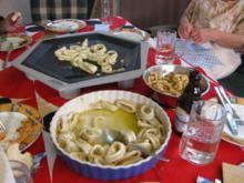 Tintenfischtuben vom Grill - Rezept