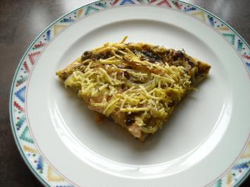 Pizza, glutenfrei - Rezept