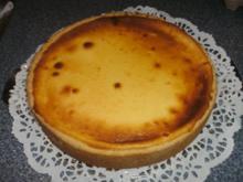 Rahmkuchen mit Johannisbeeren - Rezept