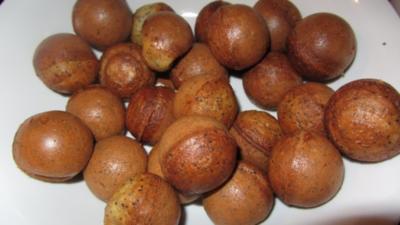 Zitronen-Mohn Cake Pops /-Muffins - Rezept