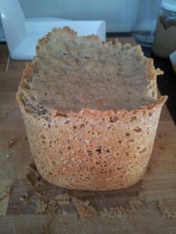 reines Dinkelbrot aus dem Brotbackautomaten - Rezept