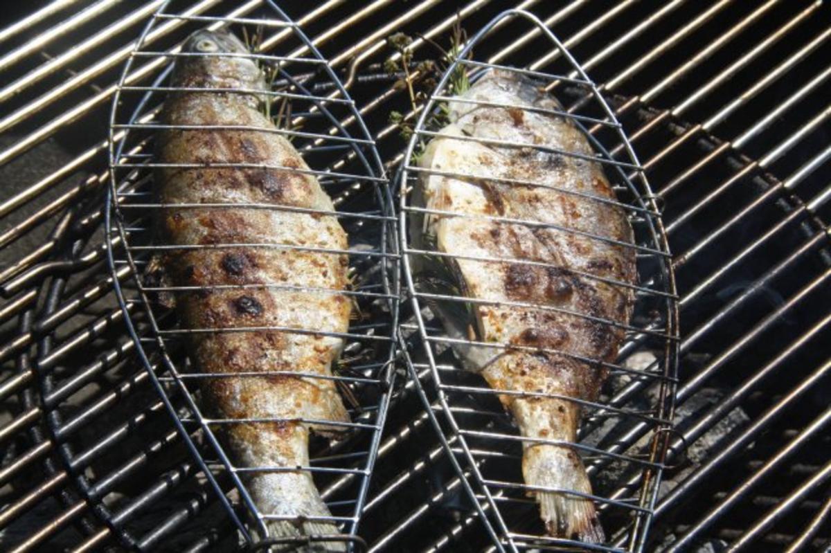 Weber Holzkohlegrill Fisch : Fisch grillen rezepte kochbar