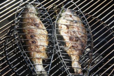 Grillfisch Grundrezept - Rezept