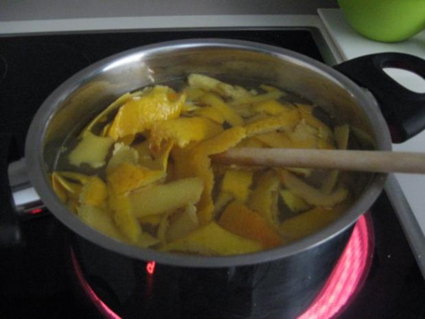 Orangen-Likör - Rezept - Bild Nr. 3