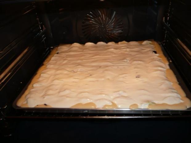 Apfelkuchen mit Quark- Schmand Topping - Rezept - Bild Nr. 3