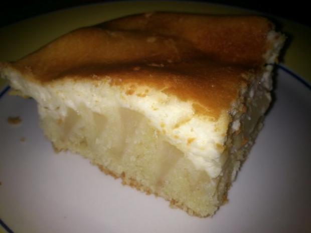 Apfelkuchen mit Quark- Schmand Topping - Rezept - Bild Nr. 5