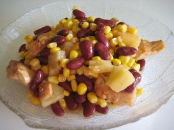Maissalat Fruchtig - Rezept