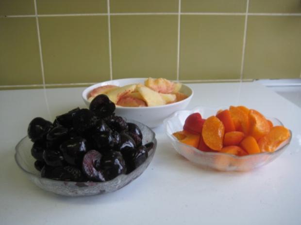 Früchte Brotauflauf - Rezept - Bild Nr. 6