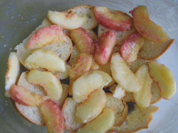 Früchte Brotauflauf - Rezept - Bild Nr. 8