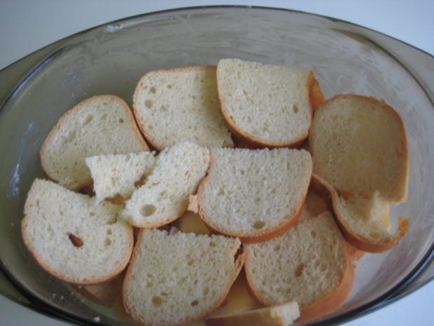 Früchte Brotauflauf - Rezept - Bild Nr. 9