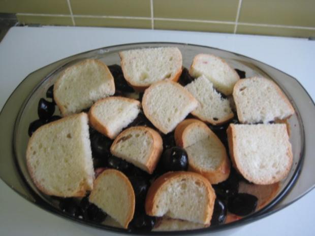 Früchte Brotauflauf - Rezept - Bild Nr. 12