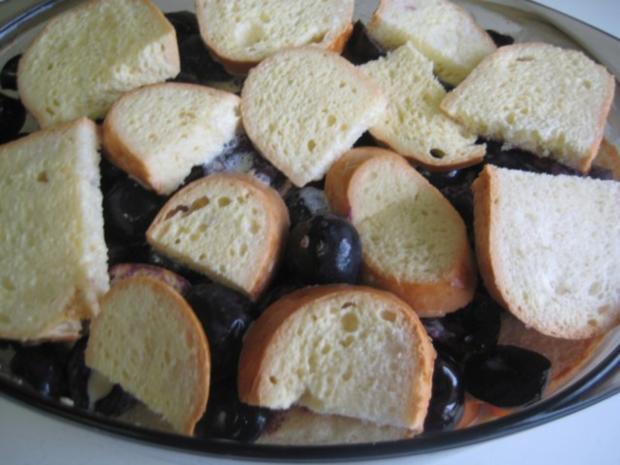 Früchte Brotauflauf - Rezept - Bild Nr. 15