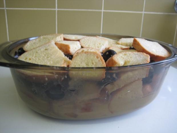 Früchte Brotauflauf - Rezept - Bild Nr. 16