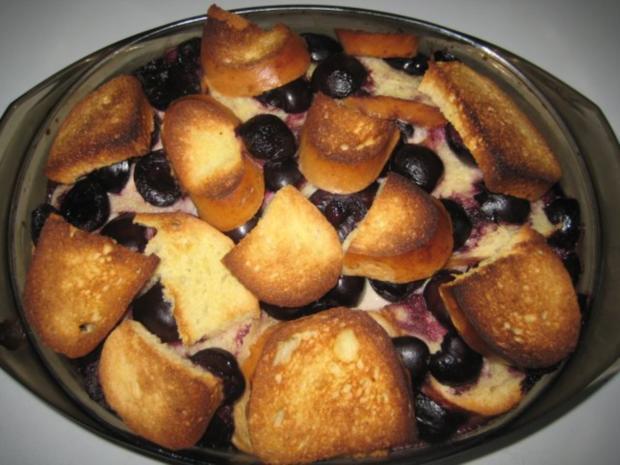 Früchte Brotauflauf - Rezept - Bild Nr. 17