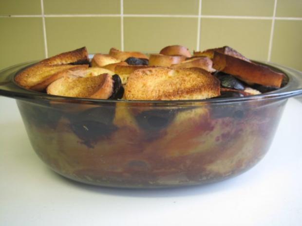 Früchte Brotauflauf - Rezept - Bild Nr. 18