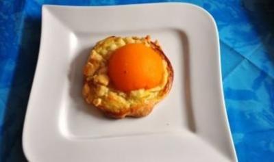 Rezept: Kuchen:Spiegelei Taler