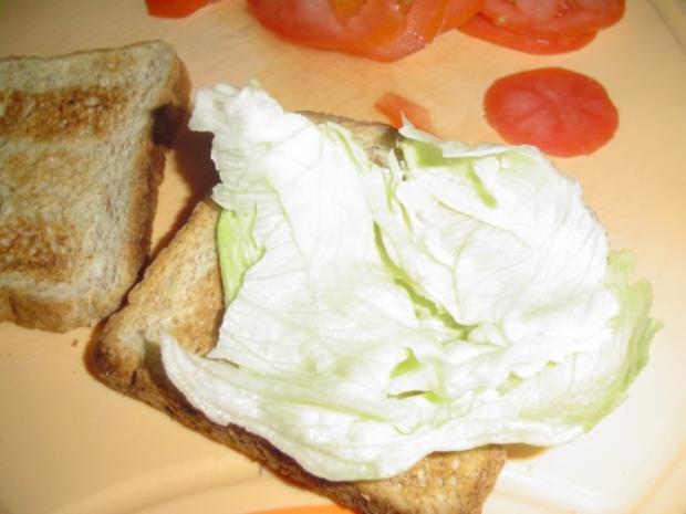 B.L.T. Sandwich - Rezept - Bild Nr. 7