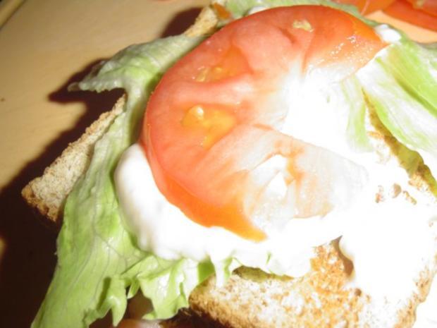B.L.T. Sandwich - Rezept - Bild Nr. 9
