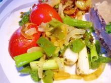 Minuten-Gemüse ... - Rezept