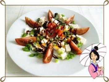 Kumato Tomaten Salat - Rezept