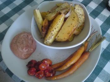 Kartoffel-Ecken - Rezept