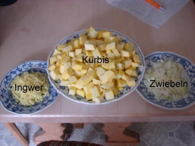 Kürbiscremesuppe asiatisch - Rezept - Bild Nr. 4