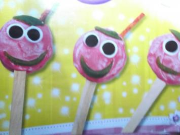 Filly - Freche Kirsch-Lollies - Rezept