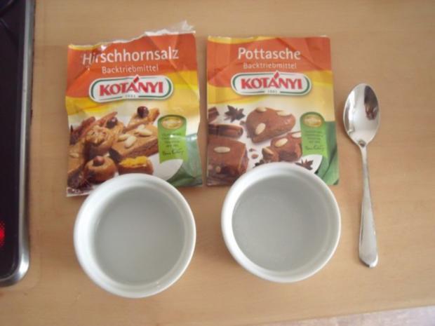 Braune Kuchen - Rezept - Bild Nr. 4