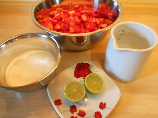 Erdbeersaft - Rezept - Bild Nr. 2