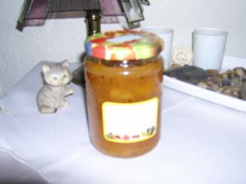 Nektarine-Kiwi-Marmelade - Rezept