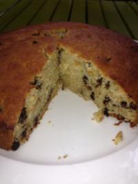 Saftiger Bananen-Vanille-Sternanis Kuchen - Rezept