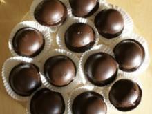 Selbstgemachte Mohrenköpfe ( ergeben 12 Stück ) - Rezept