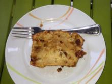 Brot-Amaretto-Cake - Rezept
