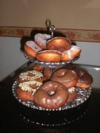 Donuts - Rezept