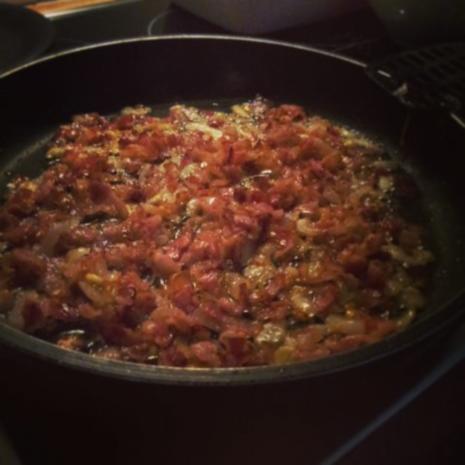 Gefüllte Ofen Tomate - Rezept - Bild Nr. 7