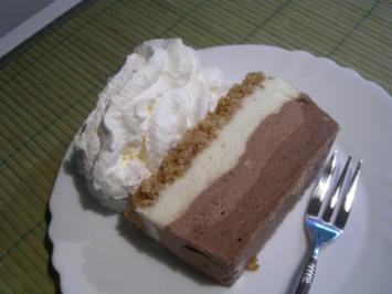 Schoko-Käse-Sahne-Torte - Rezept