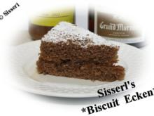 Sisserl's  - *Biscuit Ecken* - Rezept