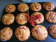 Johannisbeer-Muffin - Rezept