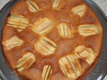 Apfel-Eierlikör-Kuchen - Rezept