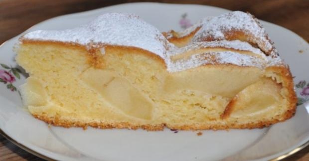 Apfel Eierlikor Kuchen Rezept Mit Bild Kochbar De