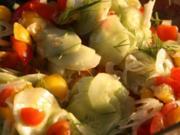 Garten-Fenchelsalat - Rezept