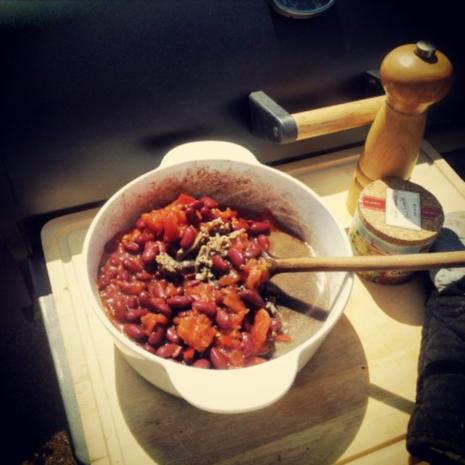 BBQ Bohnen - Rezept - Bild Nr. 2