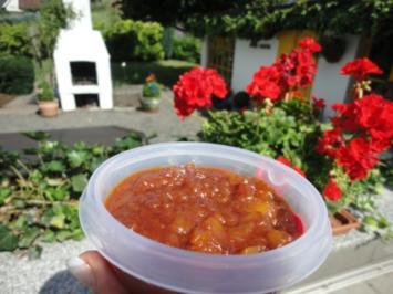 Mango Chutney - Rezept