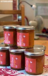 Aprikosen-Tomaten-Konfitüre - Rezept