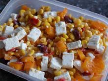 Feta-Mais-Salat - Rezept