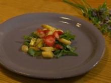 """""""Pflücken, Zupfen, Stechen"""" - Spargel-Salat (Kaja Schmidt-Tychsen) - Rezept"""
