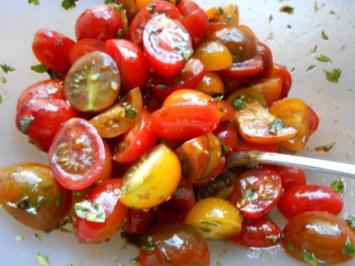 Tomatensalat - Rezept