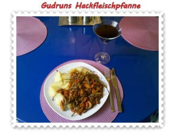 Hackfleisch: Hackfleischpfanne - Rezept - kochbar.de