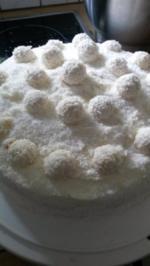 Rezept: Raffaello Torte